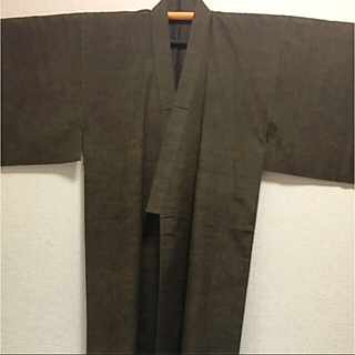 男物[高級な着物・羽織り・帯・長襦袢 ](着物)
