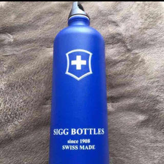 シグ(SIGG)のSIGGボトル 1リットル(登山用品)