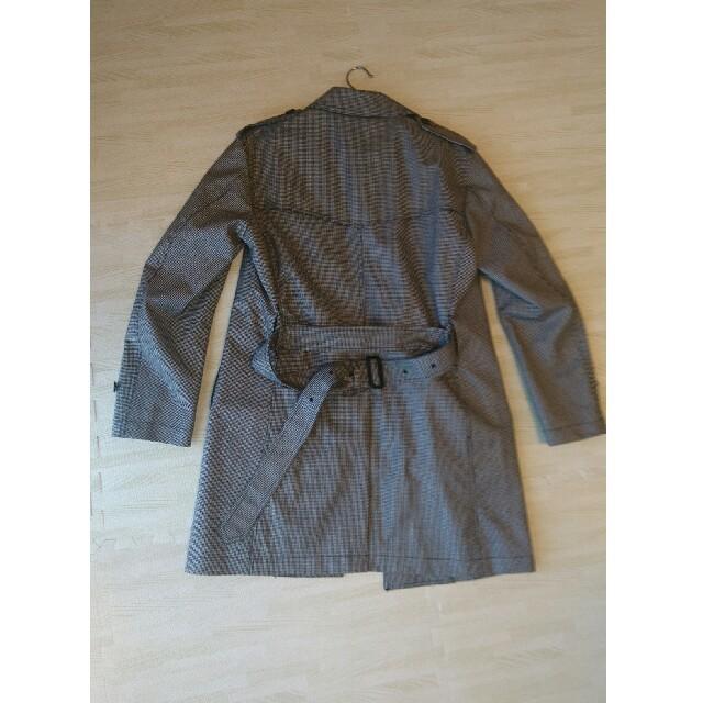 SHIPS(シップス)のSHIPS ダウンライナー付き チェック柄 コート メンズのジャケット/アウター(トレンチコート)の商品写真