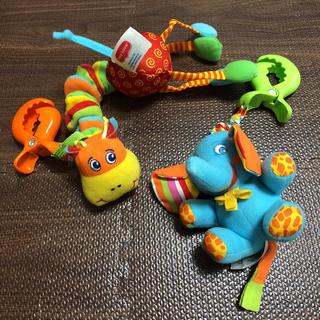 タイニーラブ(TINY LOVE)のブルブルおもちゃ(ぬいぐるみ/人形)