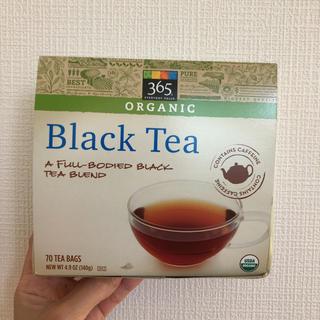 ルピシア(LUPICIA)のホールフーズ ブラックティー30tea bags(茶)