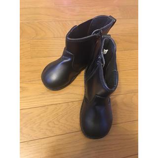 シマムラ(しまむら)の子ども ブーツ 18センチ(ブーツ)