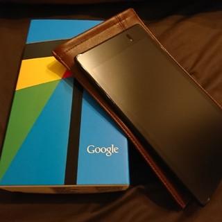 ネクサス7(NEXUS7)のNexus7 2013 wifi 16GB(タブレット)