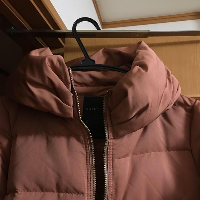 Noble(ノーブル)のノーブル ダウンコート レディースのジャケット/アウター(ダウンコート)の商品写真