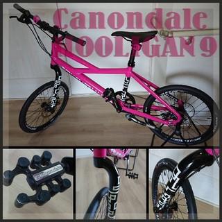 Cannondale - 美品‼️貴重‼️Canondale HOOLIGAN 9 minivelo レア