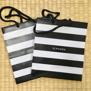 セフォラ(Sephora)のセフォラ ショップ袋(ショップ袋)