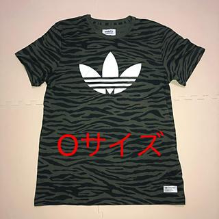 アディダス(adidas)のアディダス adidas 迷彩 Tシャツ Oサイズ(Tシャツ/カットソー(半袖/袖なし))