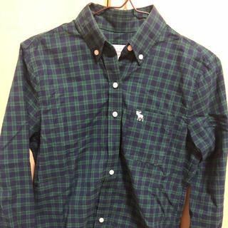 アバクロンビーアンドフィッチ(Abercrombie&Fitch)の長袖シャツ(Tシャツ(長袖/七分))