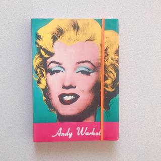 アンディウォーホル(Andy Warhol)のアンディ・ウォーホル✩ノート(その他)