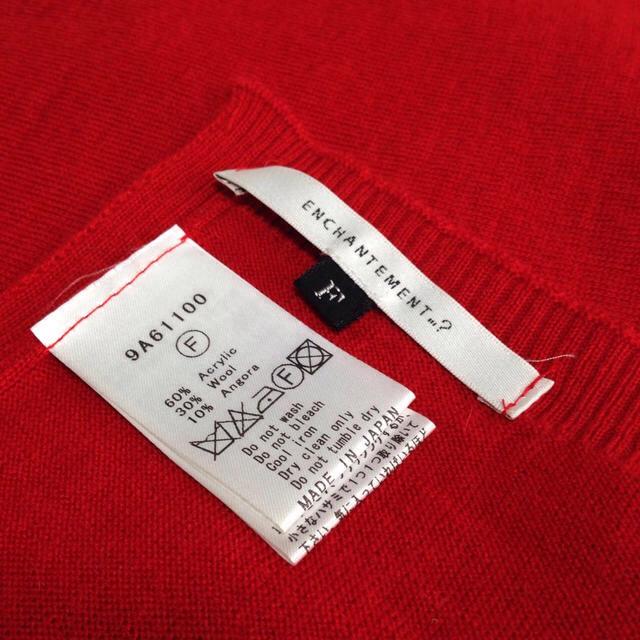 LE CIEL BLEU(ルシェルブルー)の専用ページ♡アンシャントマンストール レディースのファッション小物(ストール/パシュミナ)の商品写真