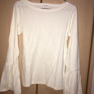 イーハイフンワールドギャラリー(E hyphen world gallery)の長袖シャツ(Tシャツ(長袖/七分))