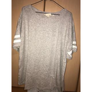 エイチアンドエム(H&M)の半袖シャツ(Tシャツ(半袖/袖なし))
