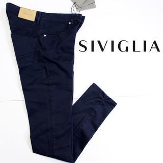 シビリア(SIVIGLIA)の☆RI-NO☆専用新品 SIVIGLIA ストレッチカジュアルパンツ (デニム/ジーンズ)
