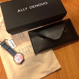 エディトトロワシスサンク(EDITO 365)のALLY DENOVO アリーデノヴォ edito365 腕時計(腕時計)