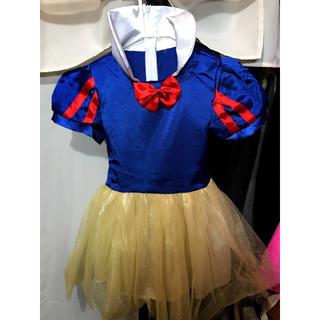 白雪姫 ドレス コスプレ(ワンピース)