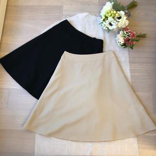 ティアクラッセ(Tiaclasse)のティアクラッセ スカートセット 台形スカート(ひざ丈スカート)