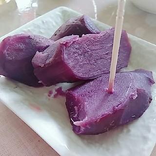 【限定】アントシアニン豊富な 紫さつまいも 1キロ程度 (野菜)