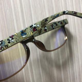 ゾフ(Zoff)のzoff PC眼鏡 ディズニー(サングラス/メガネ)