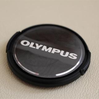オリンパス(OLYMPUS)のOLYMPUS レンズキャップ  37ミリ(その他)