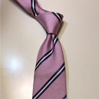 【新品未使用】 トランスコンチネンツのネクタイ