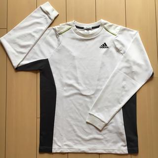 アディダス(adidas)のトレーニングウェア ロンT S(Tシャツ/カットソー(七分/長袖))