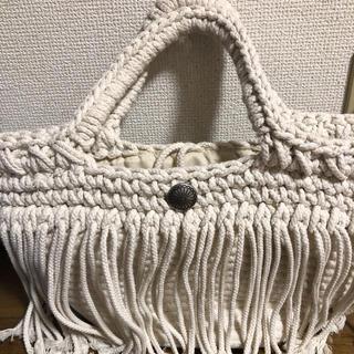 シマムラ(しまむら)のしまむらコンチョロープバッグ(トートバッグ)