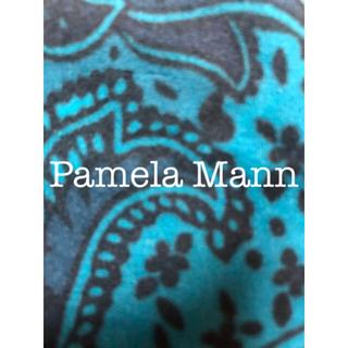パメラマン(Pamela Mann)のPamela Mann ペイズリー柄 ストッキング(タイツ/ストッキング)
