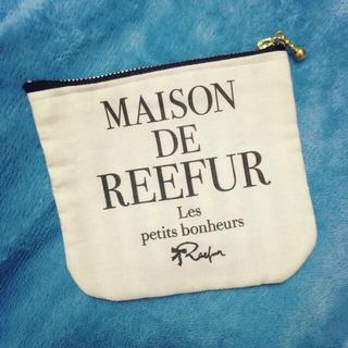 メゾンドリーファー(Maison de Reefur)のhandmade*リーファーポーチ(ポーチ)
