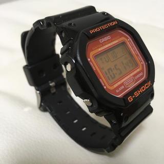 ジーショック(G-SHOCK)のカシオ G-SHOCK DW 5600 時計(腕時計(デジタル))