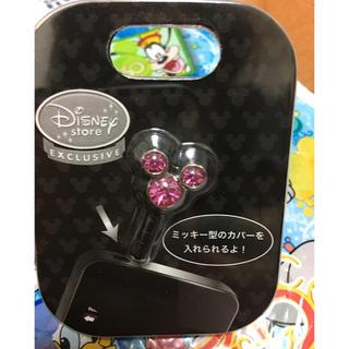 Disney - 新品 未使用  ミッキー イヤホンジャック ディズニー