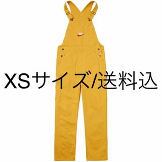 シュプリーム(Supreme)の【ぺーさん様専用】XSサイズ マスタード Supreme Nike(サロペット/オーバーオール)