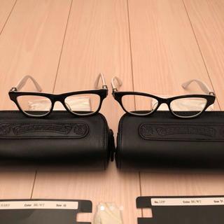 クロムハーツ(Chrome Hearts)のクロムハーツ メガネ  1本 52500円(サングラス/メガネ)