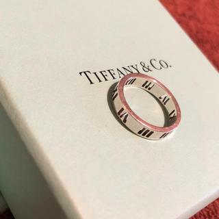 ティファニー(Tiffany & Co.)のティファニー/アトラスリング(リング(指輪))