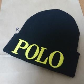 ラルフローレン(Ralph Lauren)のRALPH LAUREN ニット帽(ニット帽/ビーニー)