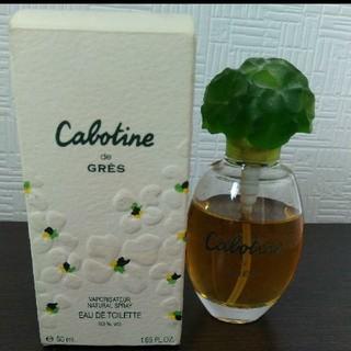 グレカボティーヌ(GRES CABOTINE)のグレ カボティーヌ(香水(女性用))