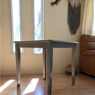 MUJI (無印良品) - 値引きします!ヴィンテージウッドダイニングテーブル