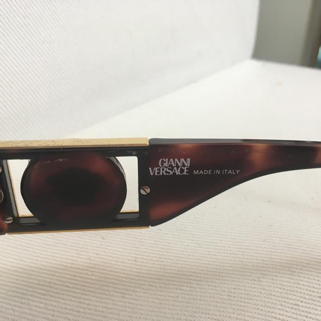 Gianni Versace(ジャンニヴェルサーチ)のGianni Versace メンズのファッション小物(サングラス/メガネ)の商品写真