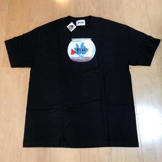 アウェイク(AWAKE)のAWAKE Fish Bowl Tee Black XL(Tシャツ/カットソー(半袖/袖なし))