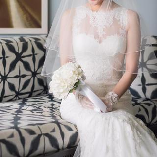 ウェディングドレス マーメイド WHITE ONE(ウェディングドレス)