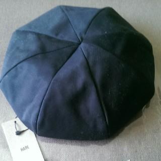 ハレ(HARE)のHARE⭐メンズベレー帽⭐新品未使用(ハンチング/ベレー帽)