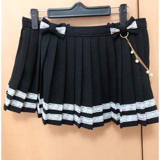 リズリサ(LIZ LISA)のTRALALA ♥ プリーツミニスカート(ミニスカート)