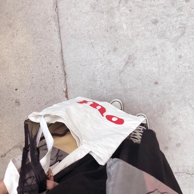 oui トートバッグ レディースのバッグ(トートバッグ)の商品写真