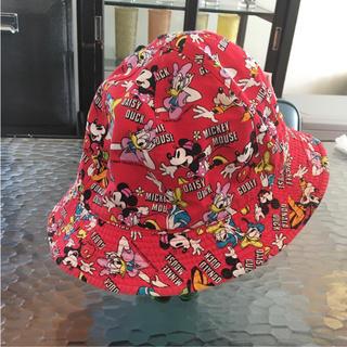 Disney - ディズニー ハット リバーシブル