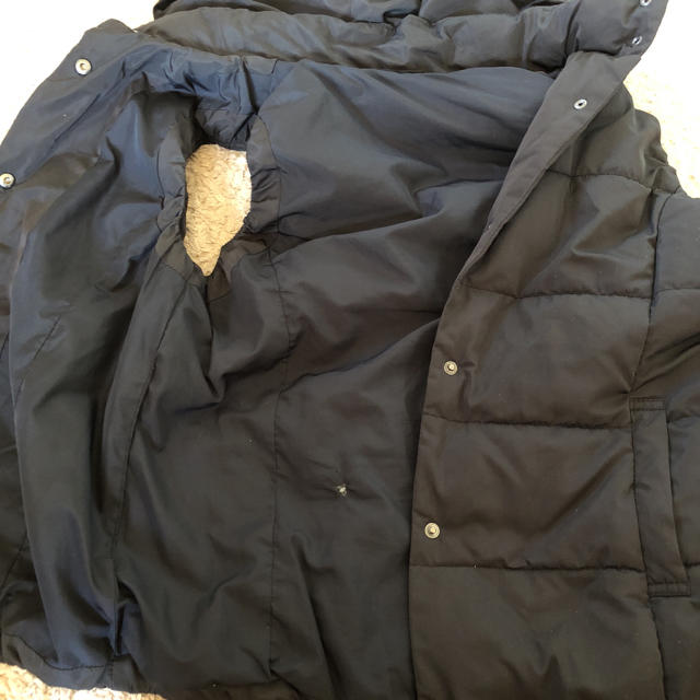 GU(ジーユー)のダウンベスト レディースのジャケット/アウター(ダウンベスト)の商品写真