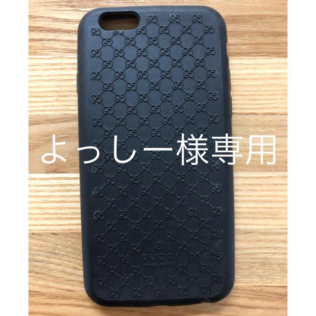 エルメス アイフォーン8plus カバー 安い | Gucci - iPhone6Sケースの通販 by mayu's shop|グッチならラクマ