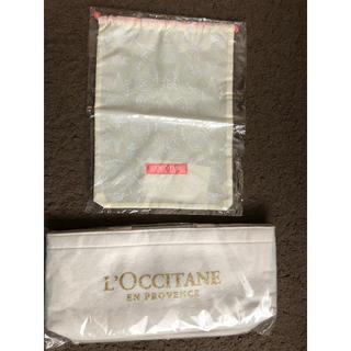 ロクシタン(L'OCCITANE)のロクシタン トートバック 袋(トートバッグ)