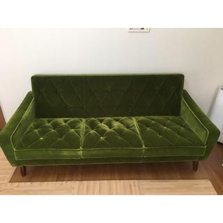 カリモクカグ(カリモク家具)のカリモク60ソファー(三人掛けソファ)