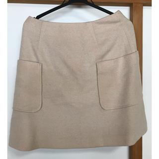 トゥエルブアジェンダ(12Twelve Agenda)の台形スカート(ミニスカート)