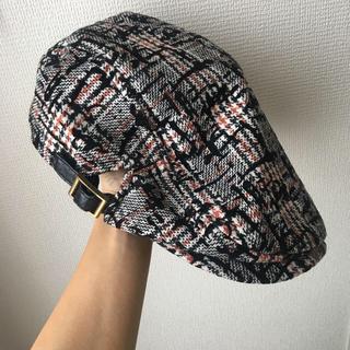 カシラ(CA4LA)のメンズ帽子、ハンチング、CA4LA。(ハンチング/ベレー帽)