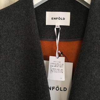 エンフォルド(ENFOLD)の新品 未使用 ENFORD コート  2018(ロングコート)